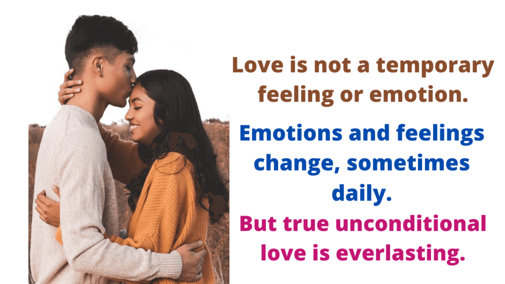 Unconditional Love Meaning In Hindi