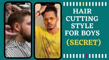 Hair Cutting Style For Man Indian (Secret)